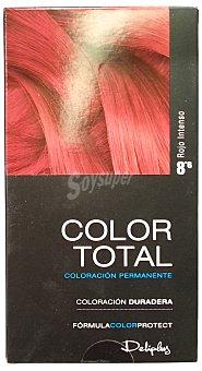 Deliplus Tinte coloracion permanente Nº 08.6 rojo intenso u
