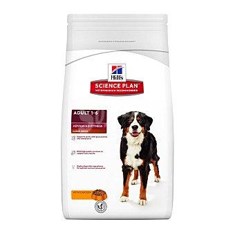 HILL'S SCIENCE PLAN Pienso para perros adultos raza grande Hills Science Plan Advanced Fitness pollo 12 Kg