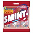 Caramelos comprimidos sin azúcar Frutas del Bosque Pack 3 x 8 g Smint