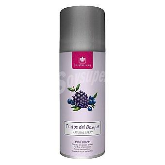 Cristalinas Ambientador en spray Frutas del bosque 200 ml