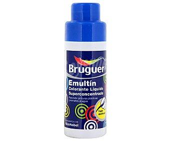 BRUGUER Colorante líquido superconcentrado Emultin, de color azul firmamento 0,5 litros