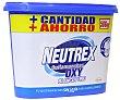 Quitamanchas blanco puro  bote 18 dosis Neutrex