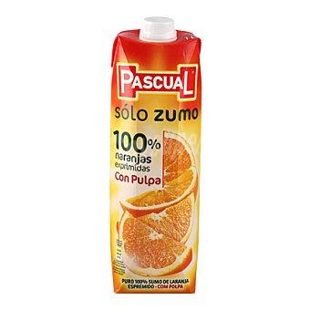 Pascual Zumo de naranja con pulpa 1 l