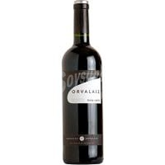Orvalaiz Vino Tinto Tempranillo D.O. Navarra Botella 75 cl
