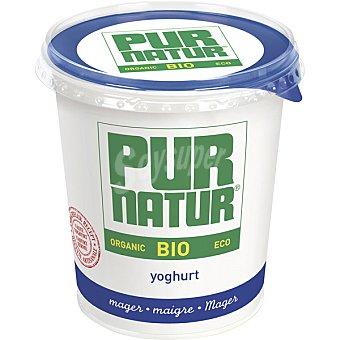Pur Natur Yogur desnatado 0,9% m.g. natural ecológico Envase 750 g
