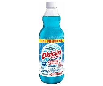 Disiclin Fregasuelos higiene total, aroma puro aire 1,2 l