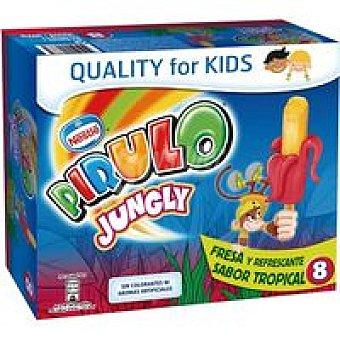 Nestlé Pirulo Jungly fresa 360ml