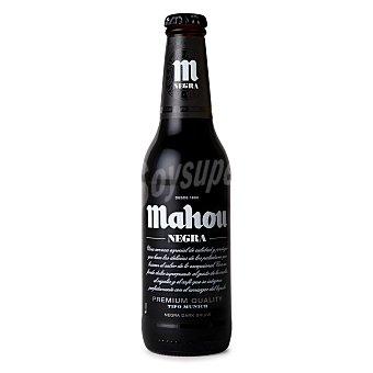 Mahou Cerveza negra Botellín 33 cl