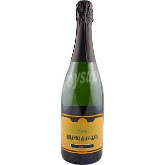 Brianda de aragon Cava brut botella 75 cl