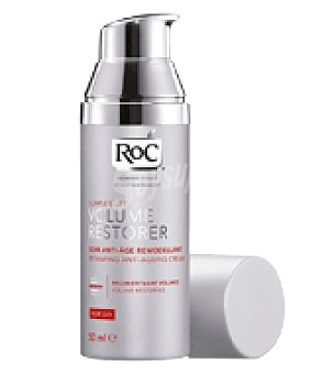 Roc Crema restaurador de volumen noche Complete Lift 50 ml