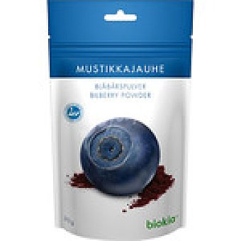 BIOKIA arándano azul en polvo envase 30 g