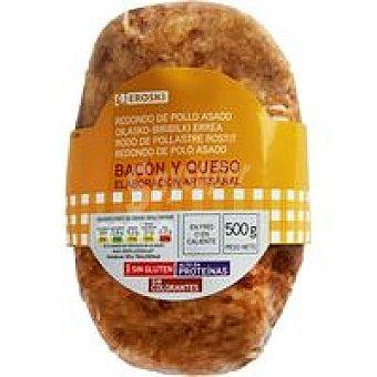 Eroski Redondo de pollo bacon-queso 1 unid