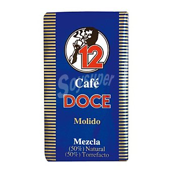 Doce Café molido mezcla 250 g