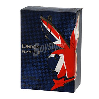 Playboy Fragrances Colonia male london spray 100 ml