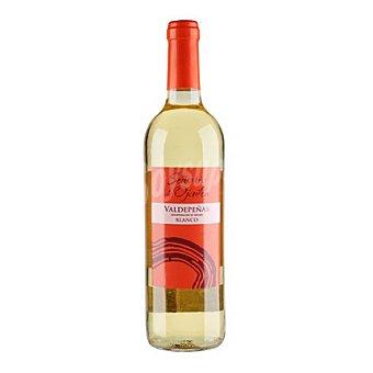 Señorío Ojailén Vino blanco D.O. Valdepeñas - Exclusivo Carrefour 75 cl