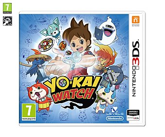 Nintendo Yo Kai Watch para videoconsola Nintendo 3 Ds. Género: rol, lucha, combate por turnos. pegi: +7 Yo-Kai watch 3Ds