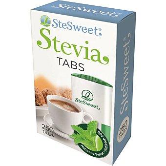 STESWEET Edulcorante Stevia envase 250 tabletas