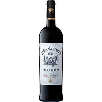 VIÑA VALORIA Vino tinto gran reserva D.O. Rioja botella 75 cl Botella 75 cl