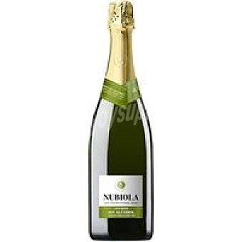 NUBIOLA Espumosos sin Alcohol botella 75 cl