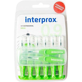 Interprox Micro cepillo interdental formato ahorro Blister 14 unidades