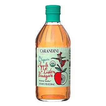 Carandini Vinagre ecológico de manzana 500 ml 500 ml