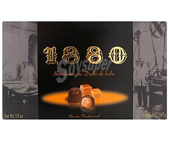 1880 Bombones de dulce de leche Caja 165 g