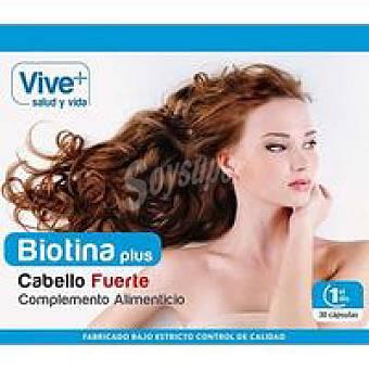 VIVE+ Biotina Caja 30 c