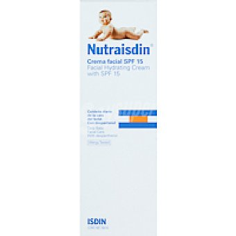 NUTRAISIN Crema facilial F15 Tubo 50 ml