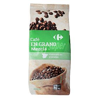 Carrefour Café en grano mezcla 500 g