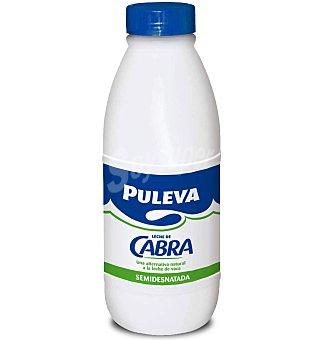 Puleva Leche de cabra semidesnatada Botella 1 l