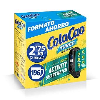 Cola Cao Cacao soluble turbo Caja 2,75 kg