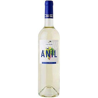 AÑIL Vino blanco de la tierra de Castilla  Botella de 75 cl