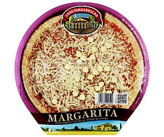 Casa Tarradellas Pizza margarita Envase 340 g