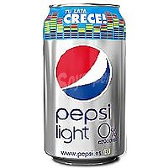 Pepsi Refresco cola light 37,5 cl