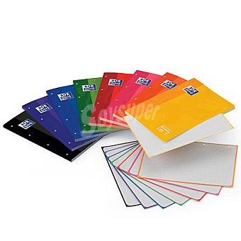 Oxford Recambio color con cuadrícula DIN-A4 80 hojas