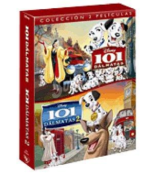 DALMATAS1 +2 ed nueva dvd Pack 101