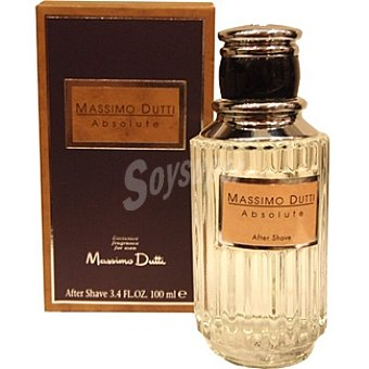 Massimo Dutti After shave Absolute Frasco 100 ml