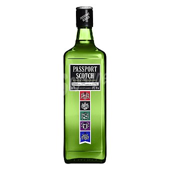 Passport Scotch Whisky escocés Botella 1 l