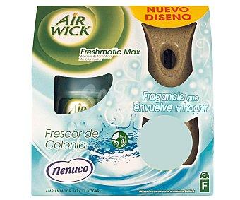 Air Wick Difusor automático más un recambio de esencia Nenuco Freshmatic 1 unidad