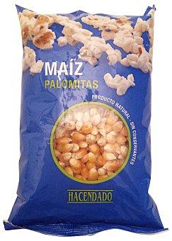 Hacendado Maiz palomitas (sarten) Paquete 250 g