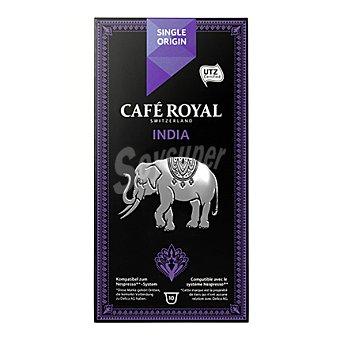 Royal Cápsulas de café original India 10 ud