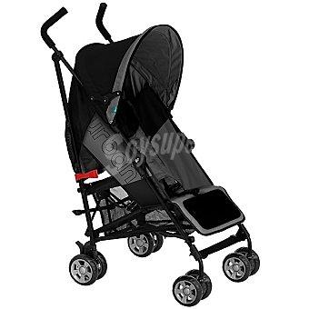 INNOVACIONES MS Urban silla de paseo ligera en color gris y negro