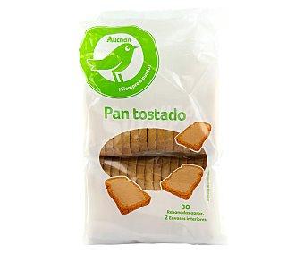 Productos Económicos Alcampo Pan tostado (30 rebanadas) 270 g