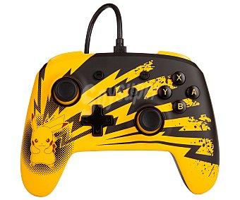 Powera Mando con diseño Pokémon Pikachu para Nintendo Switch, A.