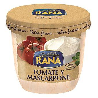 Rana Salsa fresca de tomate y mascarpone Envase 180 g