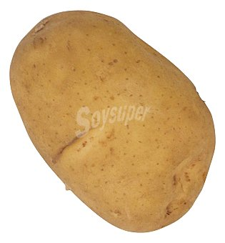 Patata lavada (venta por unidad) A granel, mínimo 1000 g
