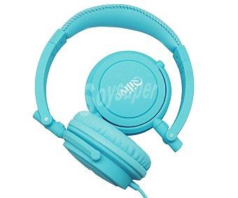 Qilive Auriculares tipo DJ Q1544 864864 con cable, azul 864864 con cable, azul