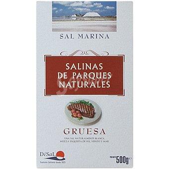 SALINAS DE PARQUES NATURALES sal Marina gruesa especial Paquete 500 g