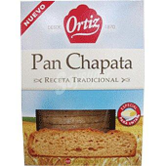 Ortiz Pan chapata 120 GRS