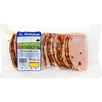 LA MONTAÑERA Lomo a las finas hierbas de cerdo envase al vacío 1 kg